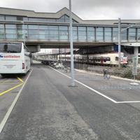 Basel bus stop RJ2
