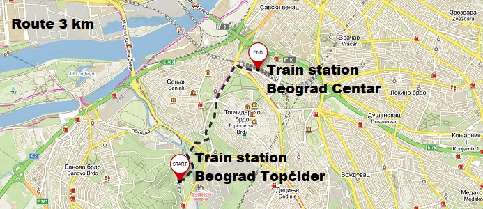 Beograd_Topcider_map