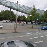 Hamburg bus stop 4