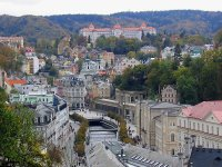 Outlook of Karlovy Vary