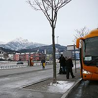 SA bus stop Innsbruck 2