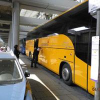 SA bus stop London 1
