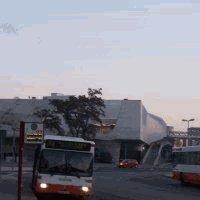SA bus stop Wolfsburg 1