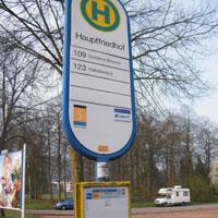 SA stop Saarbrücken 3