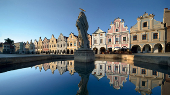 Telč - Main square
