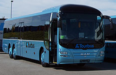 Tourbus bus 3