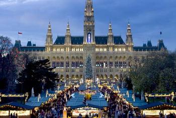 Vienna City Hall Tour