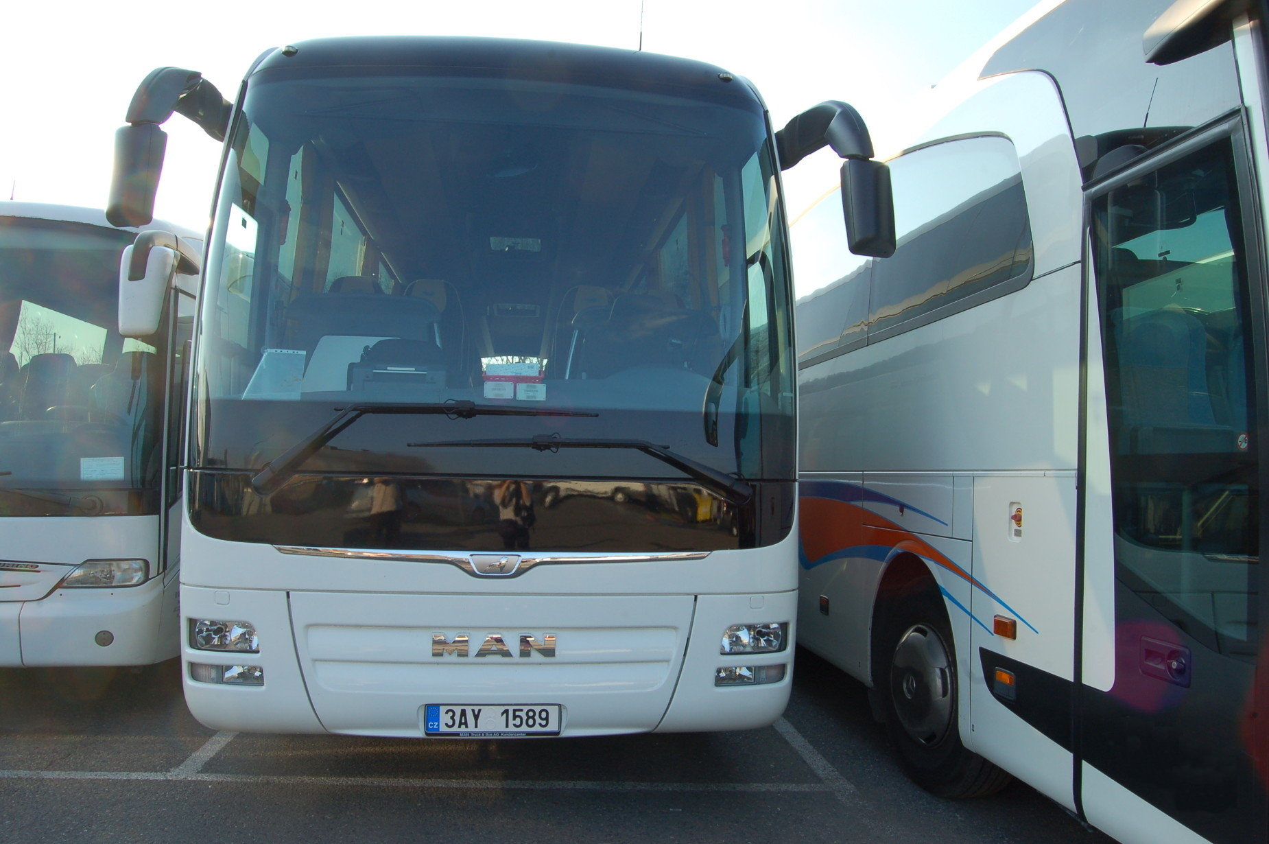 Bus Rental In Prague Czech Republic Charter Buses