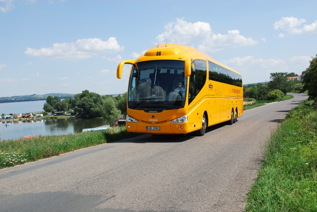 Bus from Prague to Dresden and from Dresden to Prague schedules