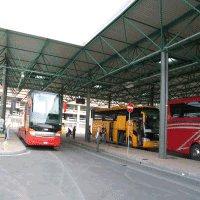Bus Stop Milano Terminal Bus Di Lampugnano Milan Bus Terminal