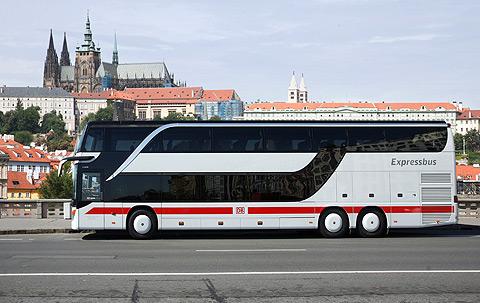 deutsche bahn автобус прага нюрнберг