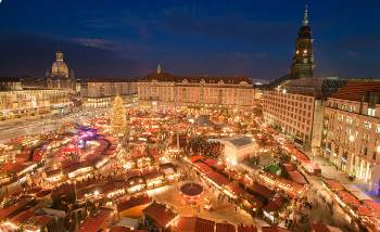 Weihnachtsmärkte In Prag Wien Dresden Nürnberg Und Budapest
